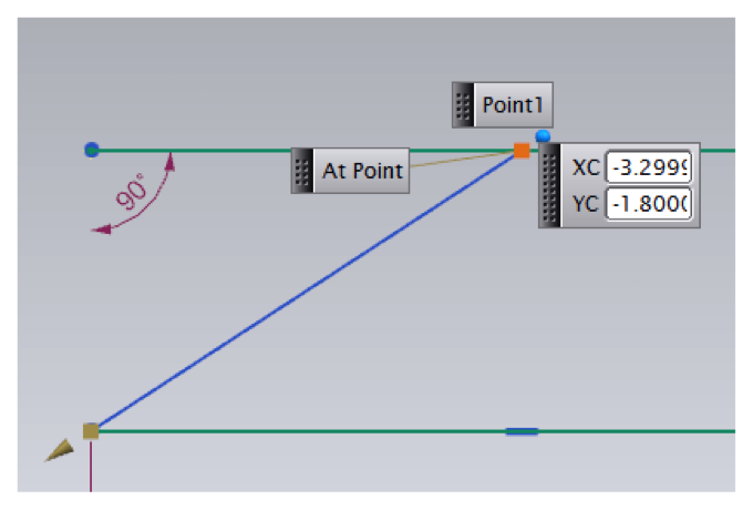 The Cue Line in NX CAD