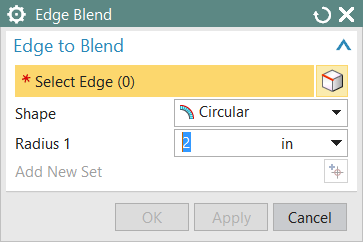 edge to blend
