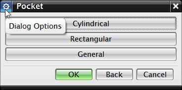 dialog options