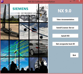 How to Acquire an NX9 License File from Siemens PLM