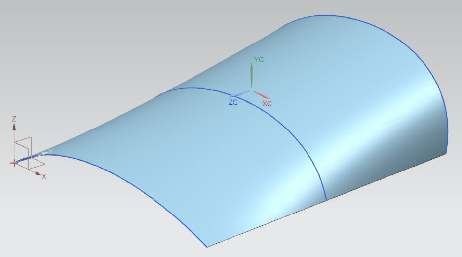 Creating a Template Spline from Two Unidentical Splines