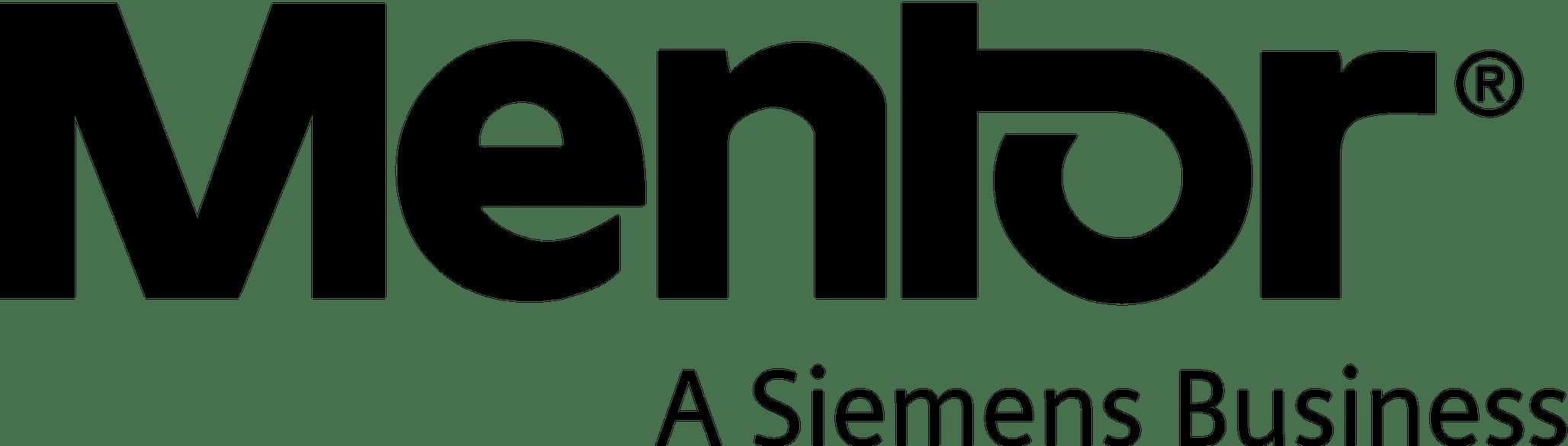 Mentor a Siemens Company Logo