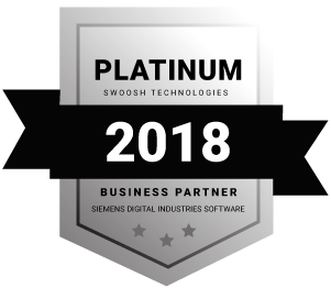 Swoosh Technologies - 2018 Platinum Business Partner