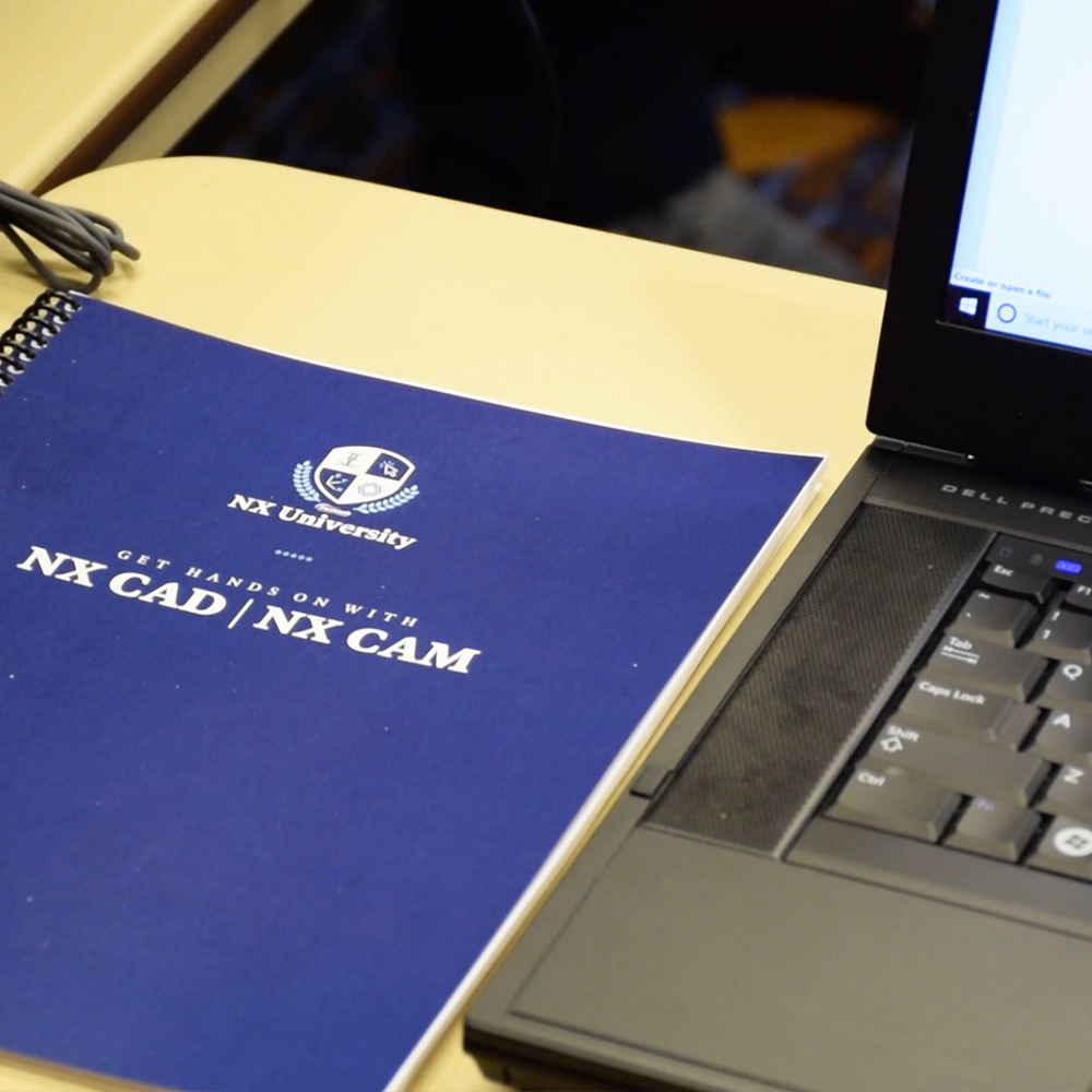 NX University Hands-On Activity Booklet