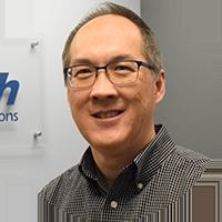 NX CAD Trainer David Chiu of Swoosh Technologies