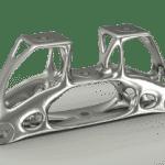 Automotive Part for Convergent Modeling