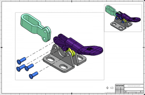 NX Exploded Views - NX Tutorials