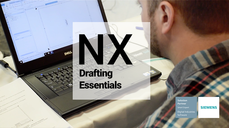 NX Drafting Essentials, NX CAD Training