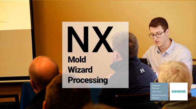 NX Mold Wizard Processing, NX CAD Training