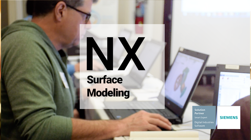 NX Surface Modeling, NX CAD Training